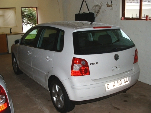 Fresh from the dealership    - UK-POLOS NET - THE VW Polo Forum